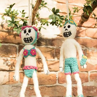 Pre-ordered wool felt swimwear series (two models) NMBP8103