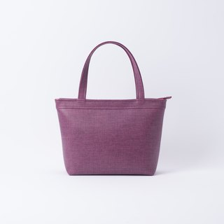 Casual Tote Bag Berry red / Raspberry Red