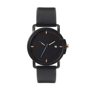 Minimal Watches : Ocean Project - Ocean 04-(Black)