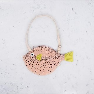 Australian Fatfish Dolphin Sling Bag S | Don Fisher