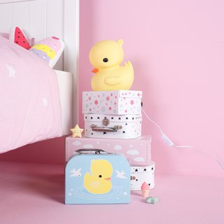 A Little Lovely Company - Healing Yellow Duck Decorative Lights