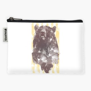 Snupped Zipper - Accessories Pouch - Bear