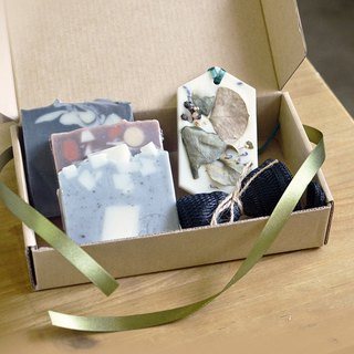 Goody Bag - Island Secrets - Handmade Soap + Life Aroma Wax, JL House Surprise Bag