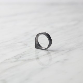Corner Ring THIN (Dark Grey)