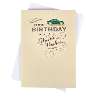 Warmest Blessings (Hallmark Card Birthday Blessing)