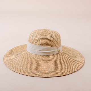 LENA HAT / White
