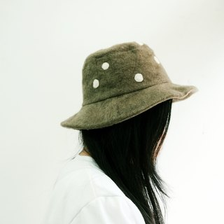 Matcha daddy little fisherman hat (Matcha Green)