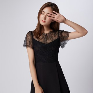Alesha Lace Dress
