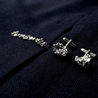Men's Series [Ore Collar Cufflinks Group]