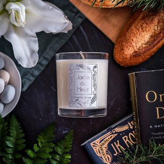 [New] Handmade Soy Candle - Bacchus Silk