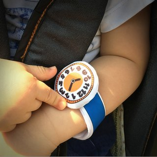 My First Watch Fabric Baby Watch (C01A03)