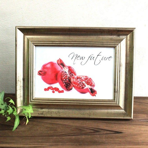 Pomegranate paintings graphic Postcard pregnancy Feng shui An illustration baby Pomegranate painting graphic postcard Koji Feng jacquard illustration baby