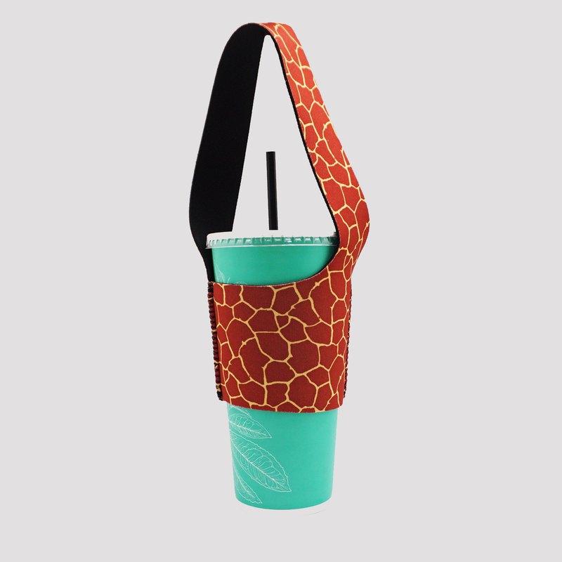 BLR 環保飲料提袋 袋我走 TU01 長頸鹿