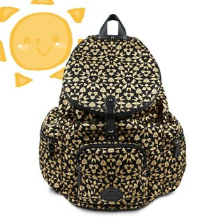 [After Love Pack Plus] - Windy Gold Mom Bag / Backpack / Full Moon Gift Preferred