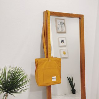 HONEY TOAST BAG : MUSTARD COLOR