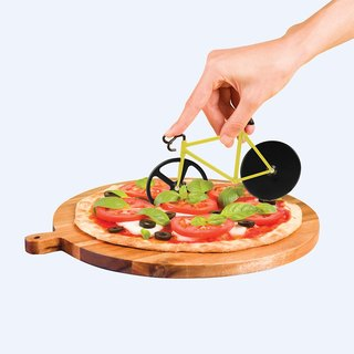 DOIY bicycle pizza knife