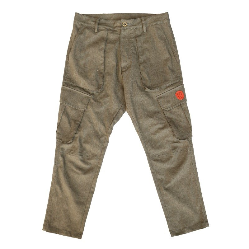 Multi-pocket military work pants