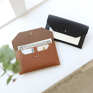 Funnymade Adult Storage Double Wallet - Gentleman Brown, FNM35154