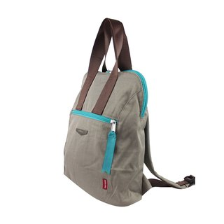 "Gray backpack BODYSAC ""b651"""