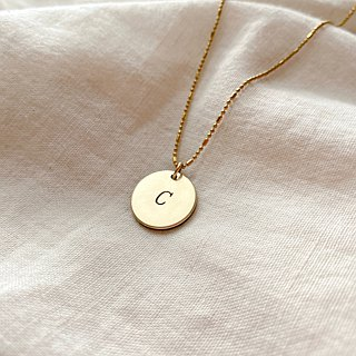 Memory-Brass necklace