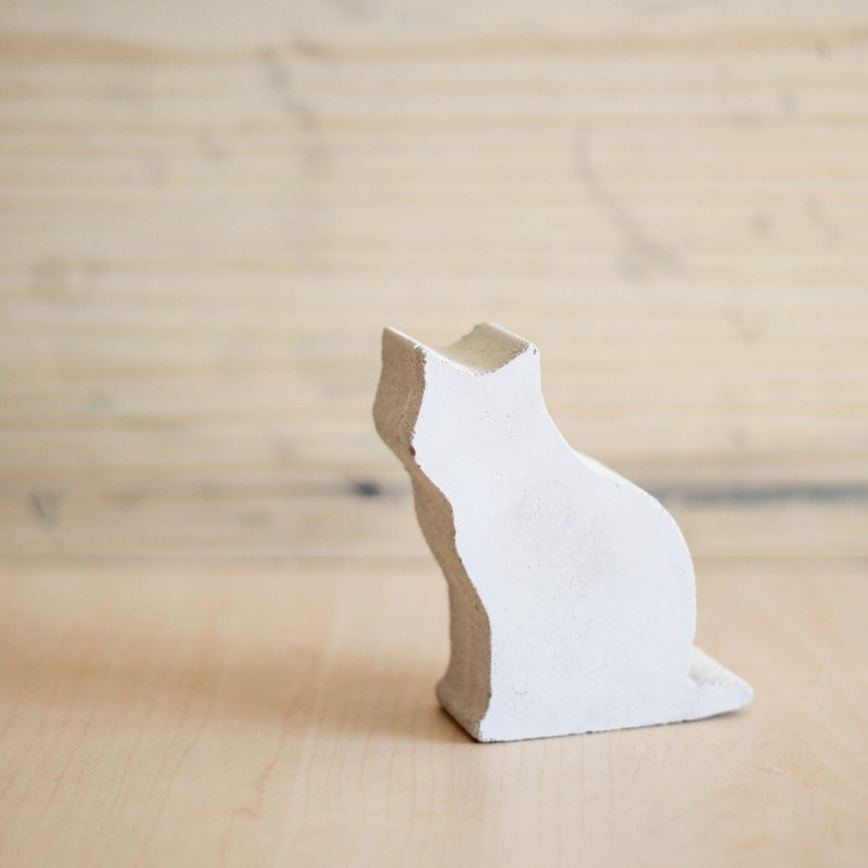 Animal cement decoration / industrial wind / Shiba Inu / cat / squirrel