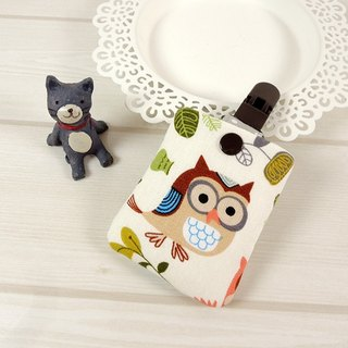 Ping Ping each child births ceremony Bag - Owl (m)