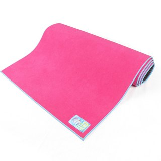 Fun Sport naughty queen top yoga pavement - peach air powder (banding + yoga backpack) yoga mat / yoga shop towel