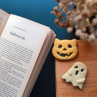 Halloween styling cookies (non-icing, no artificial colors)