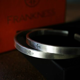 Frankness | 925 sterling silver men and women with engraved ring 5mm-couple / rose gold / hand / gift / customization