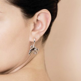 Suining Silver Classical Earrings 925 Silver