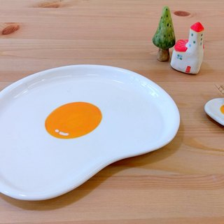 Yuan Qi poached a set of two different shapes poached egg tray