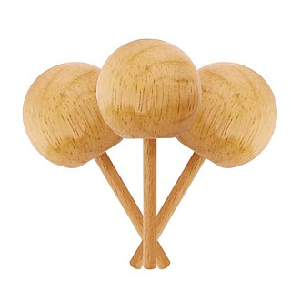 [Herbal true feelings] essential oil scented wood ball three into