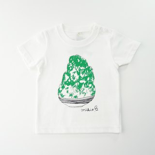 刨冰 Kakigori Shaved ice  Baby T-shirt Melon