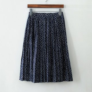 Banana Flyin '| vintage | donuts temperament skirt