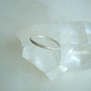 Silver simple ring 1.5 mm