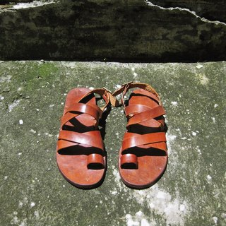 ~ After the garden ~ homemade sandals custom models JC-15 (style can be customized regardless of men and women)