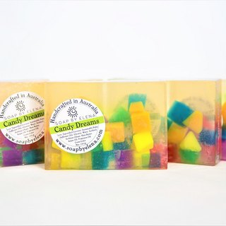 Australia Soap by Elena natural handmade soap - candy house