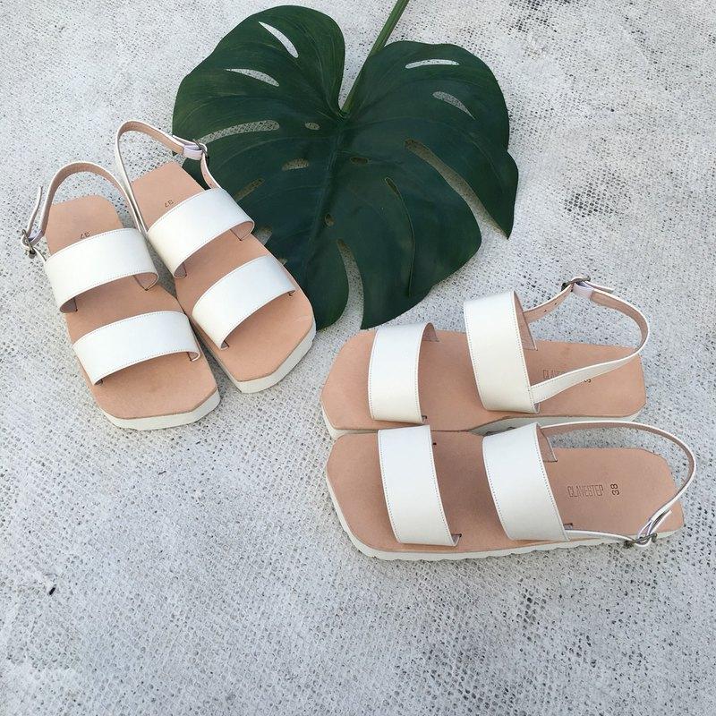 CLAVESTEP XII Sandals - 真皮涼鞋-十二涼鞋-夏日特輯