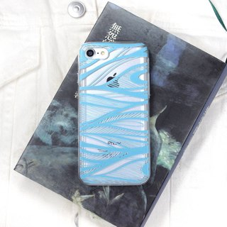 閨蜜手機殼【雲淡風輕】iPhone 8 Plus V20 R9s S7edge S8 J3