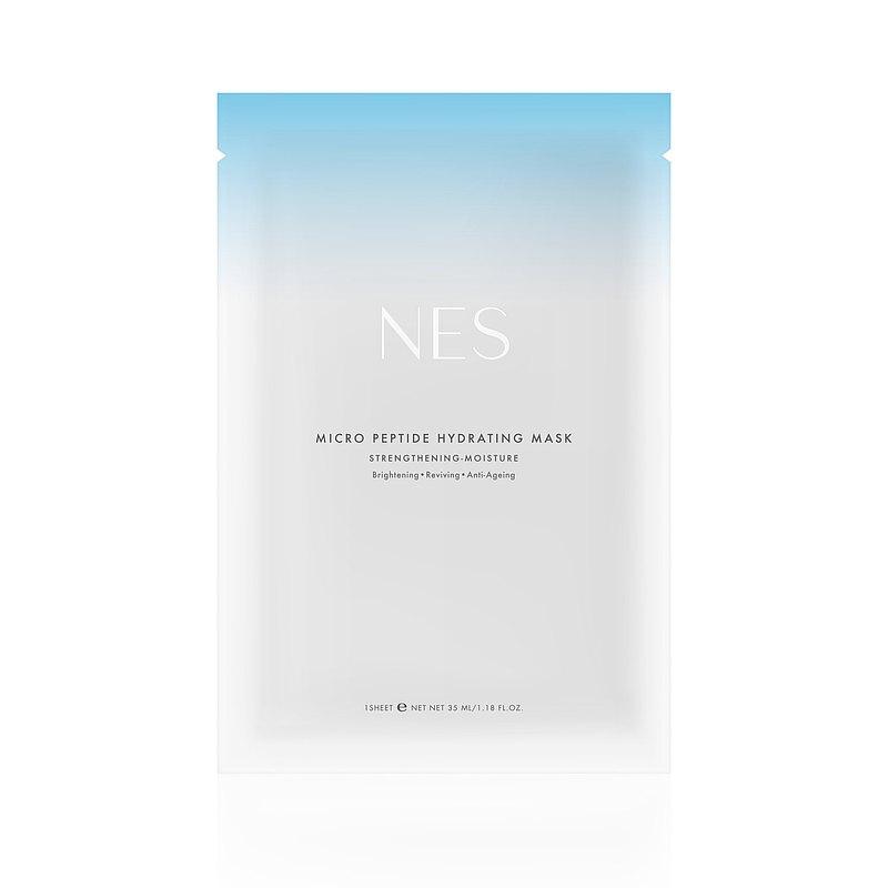 NES 微晶胜肽亮白保濕面膜 (6入)