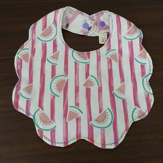 Watermelon Cloud Button Baby Pocket Water Towel [Q170901]