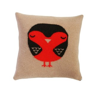 Robin pure wool pillow | Donna Wilson