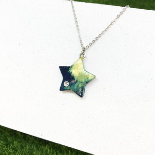 [Morning Morning] - Five Star Necklace