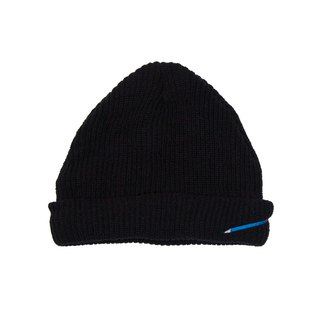 Red Blue Pencil Embroidery Beanie Tcollector