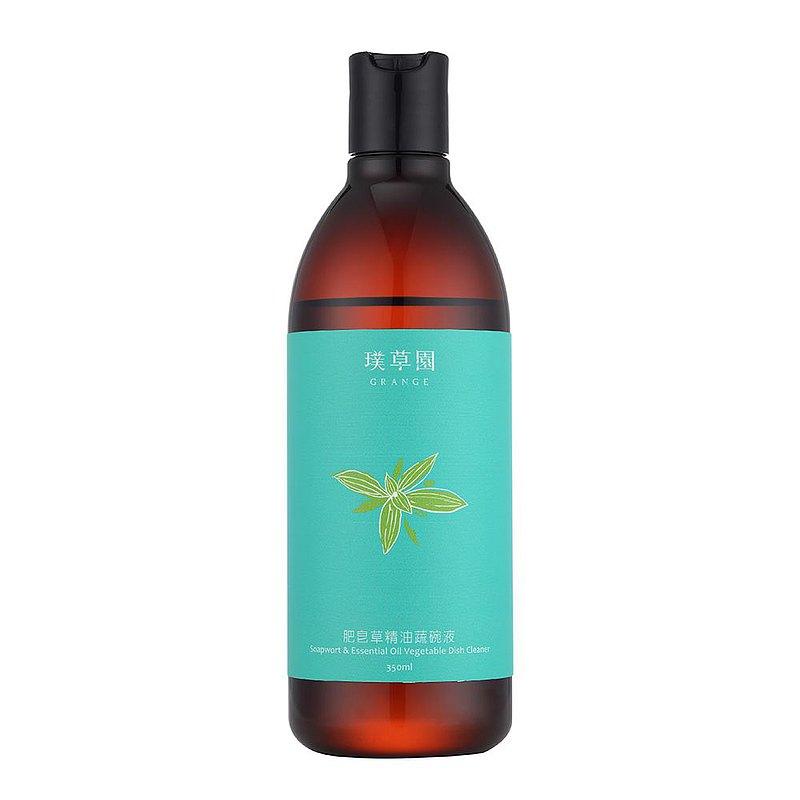 肥皂草精油蔬碗液350ml