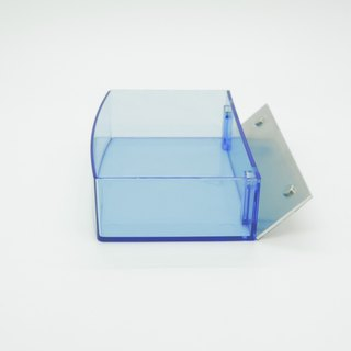 Magnetic Dressing Sticker_Ping High Storage Box - Blue