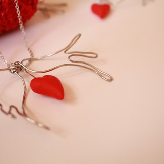 Baum Necklace Angel Heart