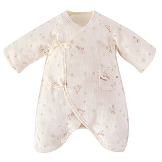 [SISSO organic cotton] send you a flower gauze butterfly mounted 3M 6M