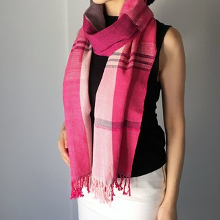Unisex Scarf - Pink mix- All season available -
