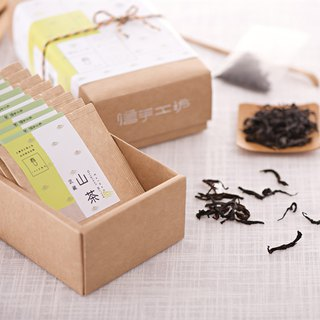 Wushan camellia gift box Taiwan native species of wild tea